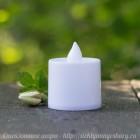 Светодиодная электронная свеча 4,5 х 3,5 см